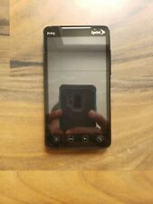 HTC EVO 4G LTE - 16GB - Black (Sprint) Smartphone For Parts Only