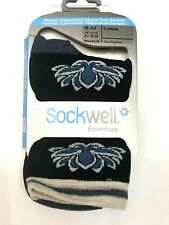 Sockwell Cashmerino Women's Socks Lotus Floral Non Cushion S M 4-7.5 New