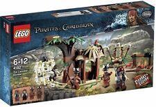 LEGO® Pirates of the Caribbean - Flucht vor den Kannibalen - 4182 NEU und OVP