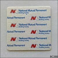 National Mutual Permanent Building Society Coaster (B388)