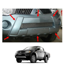 Front Bumper Guard Cover Painted 1 Pc Fits Mitsubishi L200 Triton 2006 2009 - 14