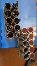 250x HSS Jobber Drills imperial 3/8 5/16 1/4 1/8 3 7 9 11/32  13 15 17 19 21/64