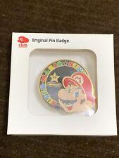 Club Nintendo 2010 Original Pin Badge Japan Limited Super Mario