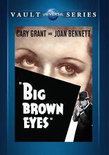 Big Brown Eyes DVD (1936) CaryGrant,JoanBennett,WalterPidgeon, RaoulWalsh
