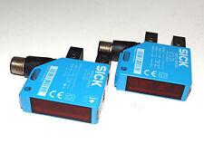 SICK WS12L-2D430 Sender + WE12L-2P430 Empfänger DC10-30V Laser Lichtschranke Top