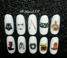 Star Wars Nail art water decals  Free Shipping