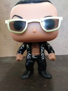 The Rock WWE Dwayne Johnson Funko Pop Doll