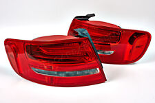 AUDI A4 B8 Wagon 2008-2012 Wing Outer Tail Lights Rear Lamps PAIR OEM