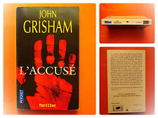 L'accusé. John Grisham -Policier Triller Pocket N° 13581