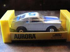 AURORA MoDEL MoToRING Tuff Ones AMC AMX w/ Box Slot Car