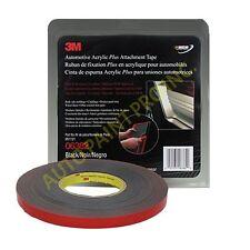"""3Mâ""""¢ Automotive Acrylic Plus Attachment Tape 06382, Black Auto Paint Restoration"""