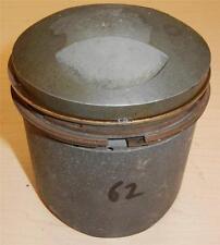 1956-1959 Matchless G80CS 500cc NOS 86mm +.020 bore Hepolite piston ASSY    - 62