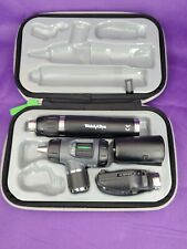 Welch Allyn 35v Lithium Ion Smart Set Macroview Otoscope Coaxial Ophthalmoscope