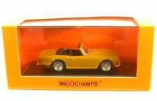 1968 Triumph TR6 beige Marrón 1 43 Maxichamps/minichamps