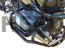 ENGINE GUARD CRASH BARS HEED BMW R 1150 GS (99-04) Bunker - black