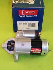 DENSO 281-6023 NEW Starter for 99-05 Hyundai SONATA 02-04 SANTE FE 2.4L w/MT