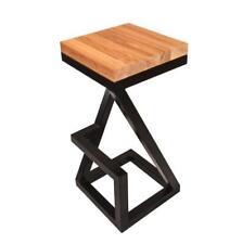 Barhocker Hocker Loft Stuhl Lofthocker Barstuhl Tresenstuhl Bistrohocker 75 cm