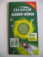 Celaflor Fliegen-Köder Klebesticker