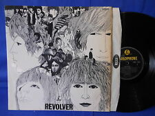 THE BEATLES revolver PMC 7009 LP ORIG UK EXC