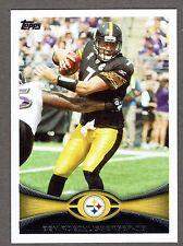2012 Topps Football #170 Ben Roethlisberger Pittsburgh Steelers NMT