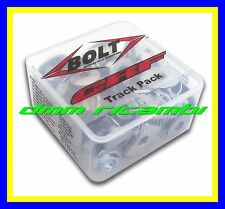Kit Bulloneria BOLT completo HONDA CR CRF 150 250 450 56pz. CROSS ENDURO MOTARD