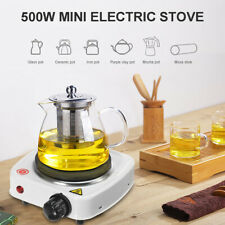 500W Electric Stove Hot Plate Cooking Portable Single Burner Cooktop Cooker 220V