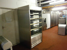 Caravell 1.1m Stainless Steel Refridgerated Multi Deck (REF-1415/169)