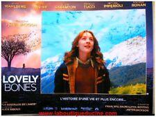 LOVELY BONES Jeu 6 Photos Cinéma / Lobby Cards / Stills PETER JACKSON