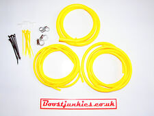 Vacuum Hose Engine Dress-up kit Yellow - Ford RS & ST