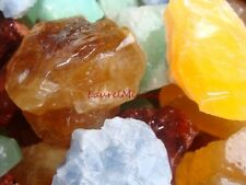 Natural Vibrant COLORED CALCITE - 2000 Carats - Rocks  - Gems - Great Colors