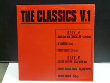 THE CLASSICS V1 SWV feat WU TANG CLAN / SNOOP DOGGY DOG / D'ANGELO / WEAVER ...