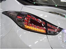 Elantra (Avante MD) 2011 - 2013 LED Black Bezel Taillight w/ Tracking No.