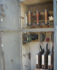 1,500 HP Disconnect Switch and Starter 4800 Volts AC Motor Allen Bradley