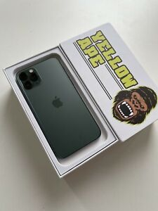 Apple iPhone 11 Pro 64GB Midnight Green (Unlocked) Very Good Condition UK Seller