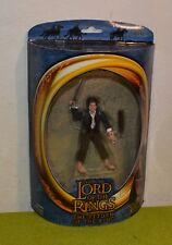 Toy Biz IL SIGNORE DEGLI ANELLI RITORNO DEL RE PROLOGO Bilbo Action Figure
