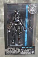 2014 Hasbro Star Wars Black Series TIE PILOT #05 Blue Line W/ FREE SHIPPING