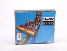 Theme PARK 3DO PANASONIC COMPLETO