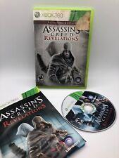 Assassins Creed Revelations Xbox 360 VideoGames