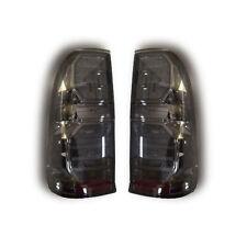 LED Tail Light lamp Smoke Black Toyota Hilux Vigo Sr5 Mk6 05-11 Champ Mk7 12-13
