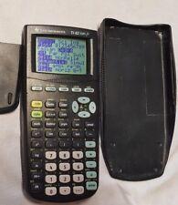Calculatrice TI 82 stats.fr Texas Instruments Graphique lycée trés bon état