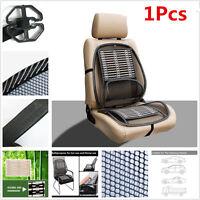 1Pcs Car Auto Office Home Mesh Bamboo Lumbar Brace Back Support Pad Seat Cushion