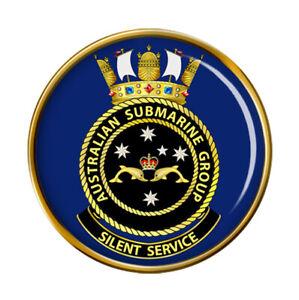 Submarines Group RAN Royal Australian Navy Pin Badge