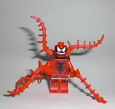 LEGO Super Heroes - Carnage - Figur Minifig Marvel Shield Spider Man 76036