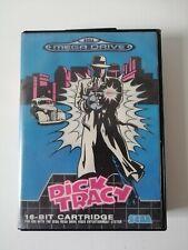 Sega Mega Drive Dick Tracy