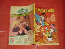 WALT DISNEY- TOPOLINO libretto- n° 1543 b- originale mondadori- anni 60/80