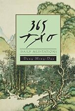 365 Tao: Daily Meditations by Ming-Dao, Deng Paperback Book The Cheap Fast Free
