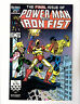 Power Man and Iron Fist #125 (1986, Marvel) VF Final Issue! Death of Iron Fist!