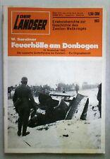 Der Landser Nr.: 863  Feuerhölle am Donbogen