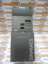 SIEMENS, 6SL3244-0BA20-1PA0, DRIVE SINAMICS G120 CONTROL UNIT CU240S DP