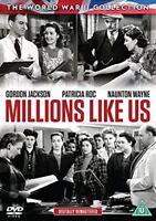 Millions Like Us (Digitally Remastered 2015 Edition) [DVD][Region 2]